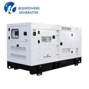 Yto дизельный генератор промышленных звуконепроницаемых Silent типа