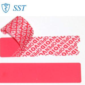Dctc Custom Autoadhesivas Void Anti falsificación de etiquetas de seguridad