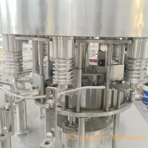 Automatische 5L het Vullen van het Water van de Fles van het Huisdier Zuivere Machine