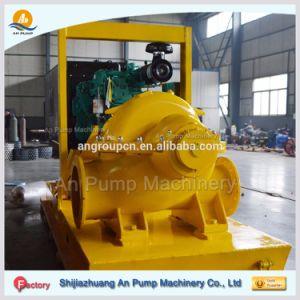 Дизельный двигатель насоса для орошения двойной линии всасывания насоса воды