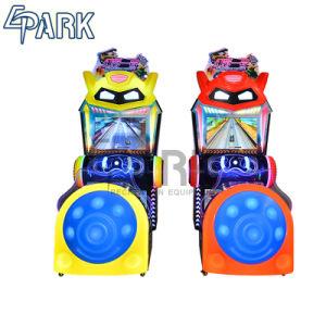 Beste verkaufen22 Zoll Otrazhenie Pervoye 2 Spieler-Simulator-Säulengang-laufendes Auto-Spiel-Maschine