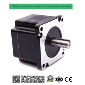 86mm 2 fase motor de pasos de 4.5nm híbrido con DC Powered