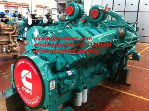 De Motor van de Generator van Cummins Kta50-G3 van de hoge snelheid