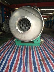 ステンレス鋼のシェルを持つシェルそして管の熱交換器