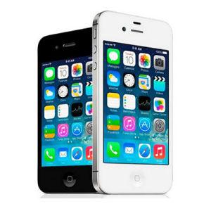 Remodelado telemóveis 4s de telefone celular WCDMA Smart Phone