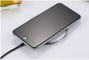 Быстрая зарядка ци сертифицированных быстро универсального зарядного устройства беспроводной связи для мобильного телефона