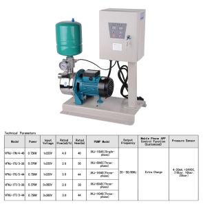 Оптовая торговля Wasinex 0,75 квт переменной частоты преобразования водяной насос Энергосберегающая 20-60%