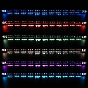 Prezzo di fabbrica all'ingrosso 2018 22 automobile di barra chiara personalizzata marchio di RGB mini LED del CREE di pollice 22V