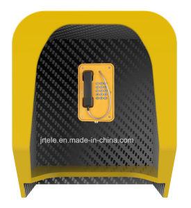 Телефон Noiseproof капот, -23дб электростанции телефон колпаки с нержавеющей установки панели управления