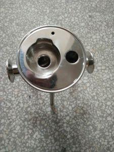 水処理のための314および316ステンレス鋼のカートリッジフィルターハウジング