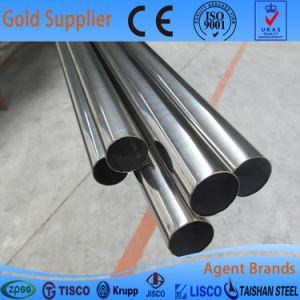Tube en acier, 304/316/201 pour la construction de tuyaux en acier inoxydable