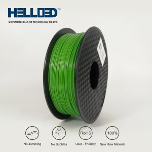 필라멘트 PLA 물자 플라스틱 로드 다중 컬러 인쇄기를 인쇄하는 3D