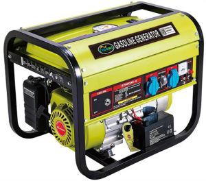 2KW Home-Use iniciar gerador eléctrico com Rodas (2500E-A)