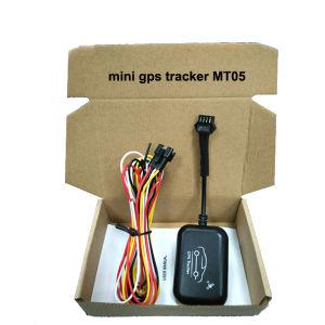 Mini formato di vendita 2018 dell'inseguitore caldo di GPS con la configurazione di parametro del USB, il potere - salvo e la grande tensione 6-60V (MT05-SU)