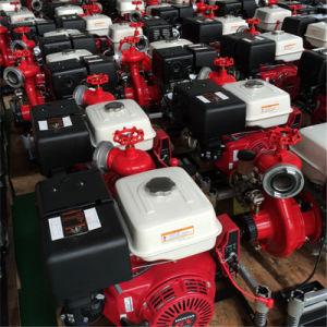 13HP Переносные пожарные установки водяного насоса