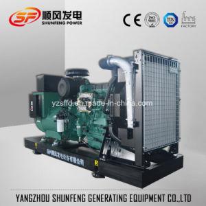 Бесшумный 450 ква звуконепроницаемых Volvo электроэнергии дизельного генератора