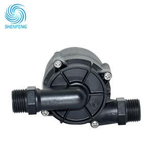 Moteur à courant continu de la pompe à eau pour l'eau chaude solaire Système de circulation