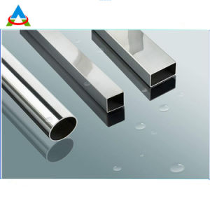 304L de vierkante Vierkante Pijp van het Gewicht van het Roestvrij staal