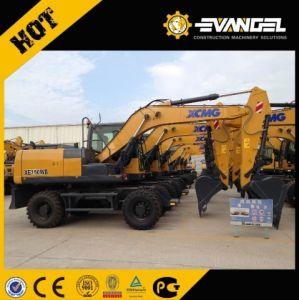 XCMG Excavadora de ruedas de 21 Ton xe210WB