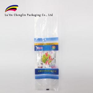 Junta central de envases de plástico bolsas de arroz con material laminado