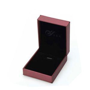 عالة علامة تجاريّة يطبع هبة يعبّئ تسوق رفاهيّة [بو] جلد صندوق