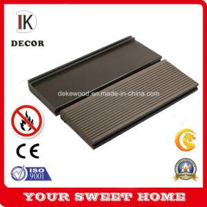 100 % recyclables tablier composite WPC Flooring avec l'ISO, CE, Fsc