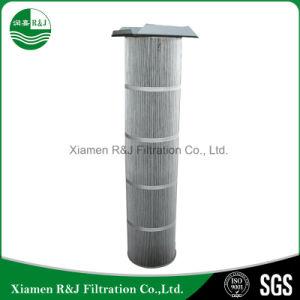 Extracção do filtro de pó Industrial Air, Cartucho do Filtro de Ar Industrial, cartucho do filtro