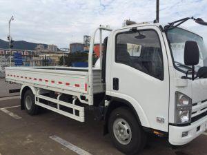 China Isuzu Npr camión de carga de la luz con 6-8 Ton cargando