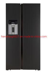À côté d'un réfrigérateur, machine à glaçons, inverseur automatique du compresseur, pas de Frost 220-240V/50Hz