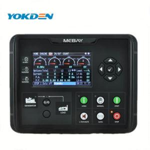 DC60d Factory Pantalla LCD del panel de control del generador de Idioma