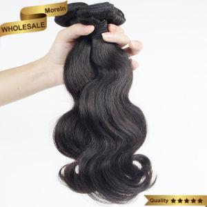 Cabelo Virgem brasileira tecem 100% virgem de cabelo humano