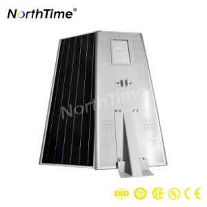 LEDの屋外の無線4つの働くモードの太陽エネルギーによって動力を与えられる太陽街灯