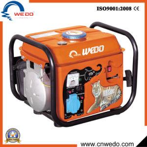 최신 판매 Wd950 2 치기 손 시작 홈 사용 650W 휴대용 가솔린 발전기