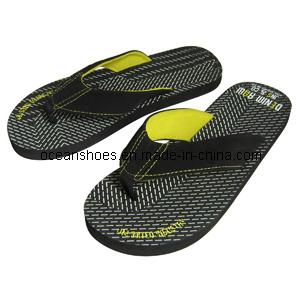 Nouveau design hommes EVA Slipper Tongs sandales (OCM-49)