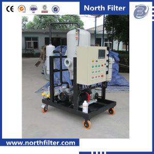La macchina di trattamento dell'olio di vuoto per disidratazione, degassa, rimozione delle impurità