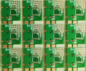 PCB Enig face dupla com prata Ouro HASL química o OSP