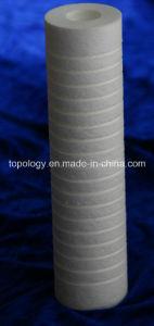 Patroon van de Filter van de Oppervlakte van de groef de Smelting Geblazen