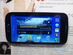 telefono mobile doppio I9300I WiFi di RAM SIM del Android 4.1 di 5.5inch IPS