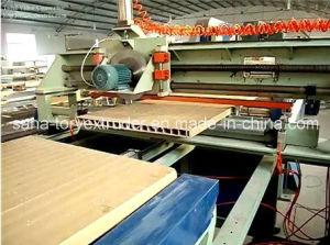 Le WPC PVC Porte creux Conseil Ligne de production d'Extrusion/extrudeuse en plastique