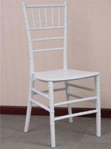 Weddings를 위한 PP Monobloc White Resin Chiavari Chair