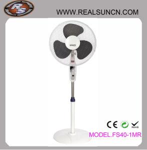 Standplatz Fan mit Mesh Grill und Round Base Fs40-1mr