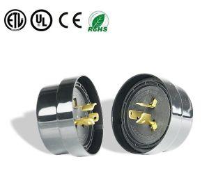 Tipo de bloqueo de tapón en la tapa de cortocircuito Photocontrol abrir la tapa con protección contra sobrevoltaje