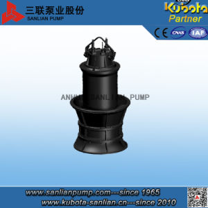 Slqz (h) Type Axial (Fixed) Flow Submersible Electric Pump