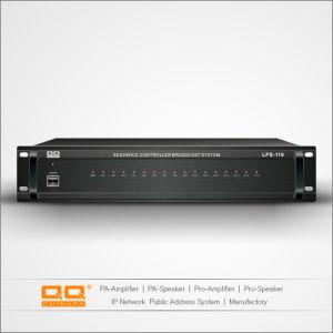 Lps-116 Qqchinapa Secuenciador de 16 canales de distribución de energía