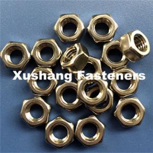 Les écrous hexagonaux en acier inoxydable