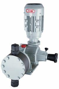 Mini-PVC CE Membrana Mecânica Motores alternativos de tratamento de água da bomba de Volume Dpmwaf
