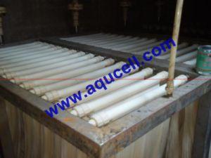 Aqucell Mbr voor de Behandeling van het Water van het Afval (het Type van Gordijn)