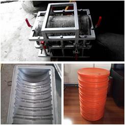 Barril de plástico aluminio moldeado a presión de rotación del molde, molde, molde de depósito de agua Rotomolding