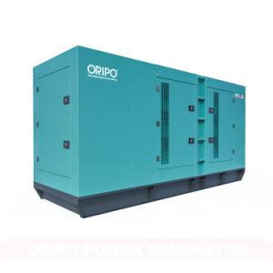 De Geluiddichte Diesel Genset van het Type van container 400 Volt