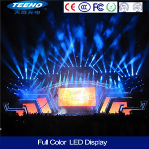 Affichage LED de plein air P6-4s Outdoor pleine couleur Affichage LED de location